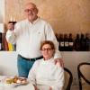 Bina Ristorante, Benedetta Patronelli ed il marito