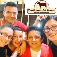 Trattoria del Forno, da Italo e Alessandra
