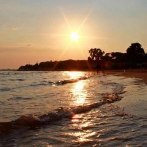 Soda Thanks - La nostra spiaggia al tramonto